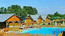 Dąbki, domki letniskowe i hotel z basenem w Dąbkach